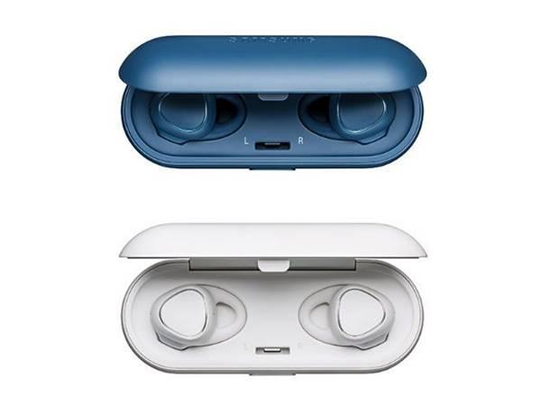 Fones de ouvido fitness sem fio Samsung Gear IconX