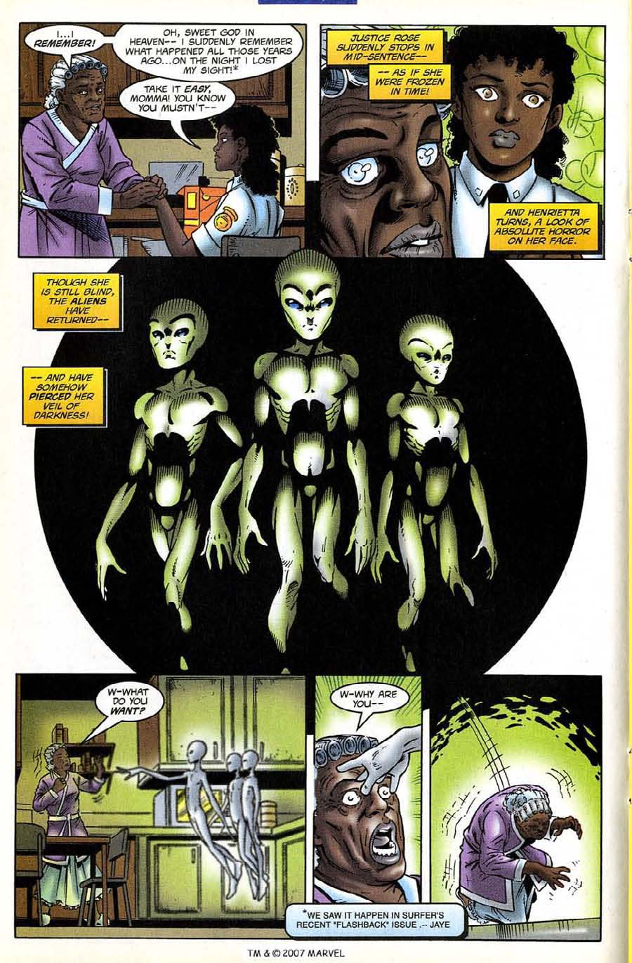 Read online Silver Surfer (1987) comic -  Issue #132 - 18