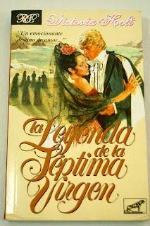 La Leyenda De La Septima Virgen – Victoria Holt