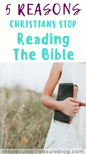 why-christians-stop-reading-the-bible