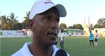 Treinador do Desportivo de Maputo Artur Semedo