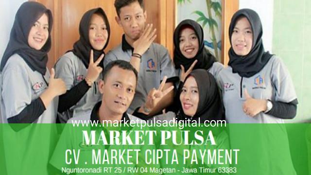 Market pulsa cv market cipta payment