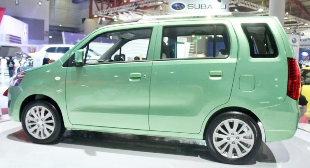 Maruti Wagon R 7 Seater MPV Competition