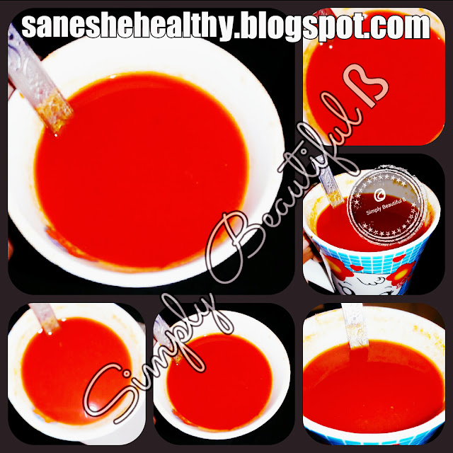 Recipes of yummy homemade tomato soup.