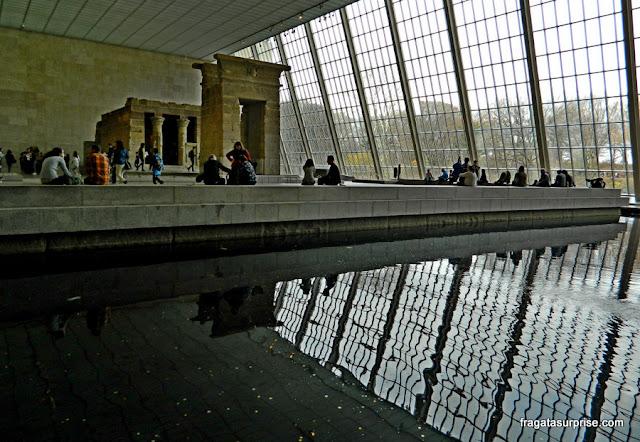 Templo de Dendur, Museu Metropolitan de Nova York