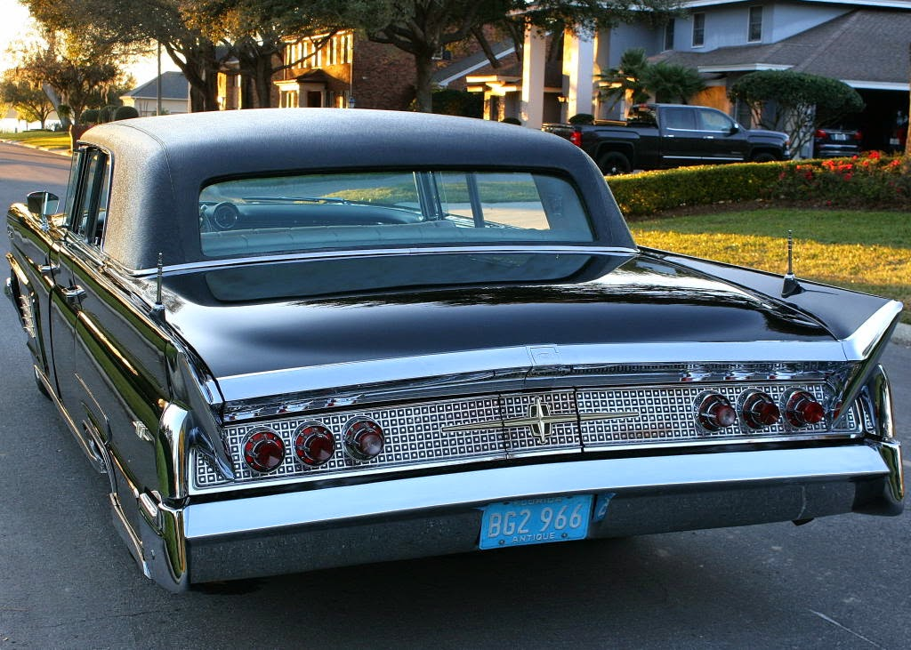 All American Classic Cars: 1960 Lincoln Continental Mark V ...  All American Cl...