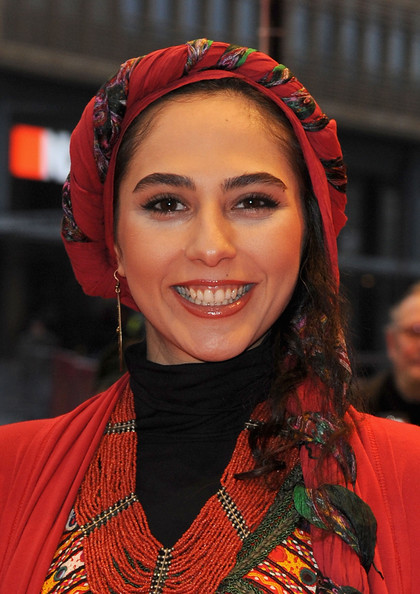 Rana Azadivar Iranian actress