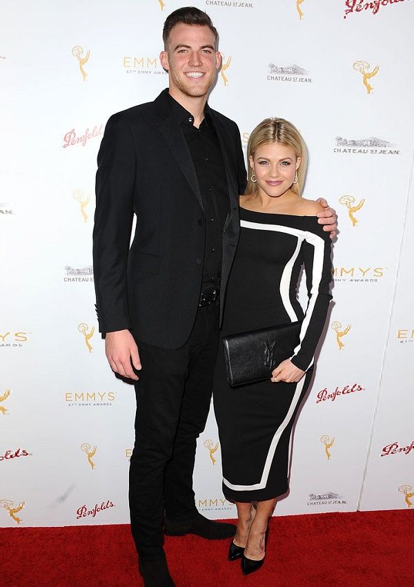 how tall is witney carson and carson mcallister celebrity heights how tall are celebrities. Black Bedroom Furniture Sets. Home Design Ideas