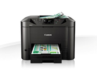 Canon MAXIFY MB5450 Driver Downloads