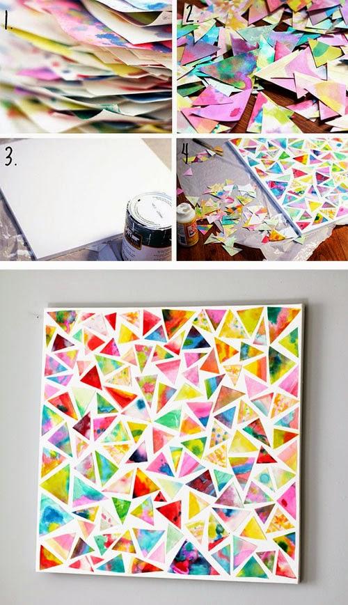 a60d0b6c80bcbb Recycler les magnifiques peintures de nos bambins – Sakarton