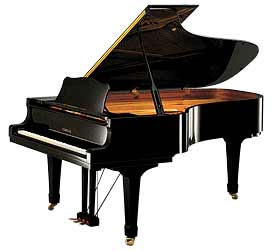 grand piano yamaha c7a