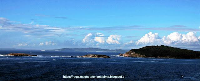 Ilhas Estelas e Cíes