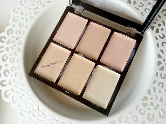 Freedom Makeup Concealer Palette Review
