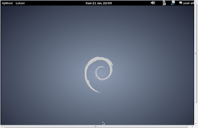 TUTORIAL MENGINSTAL DEBIAN DI VIRUTUAL BOX (Pada WIndows)