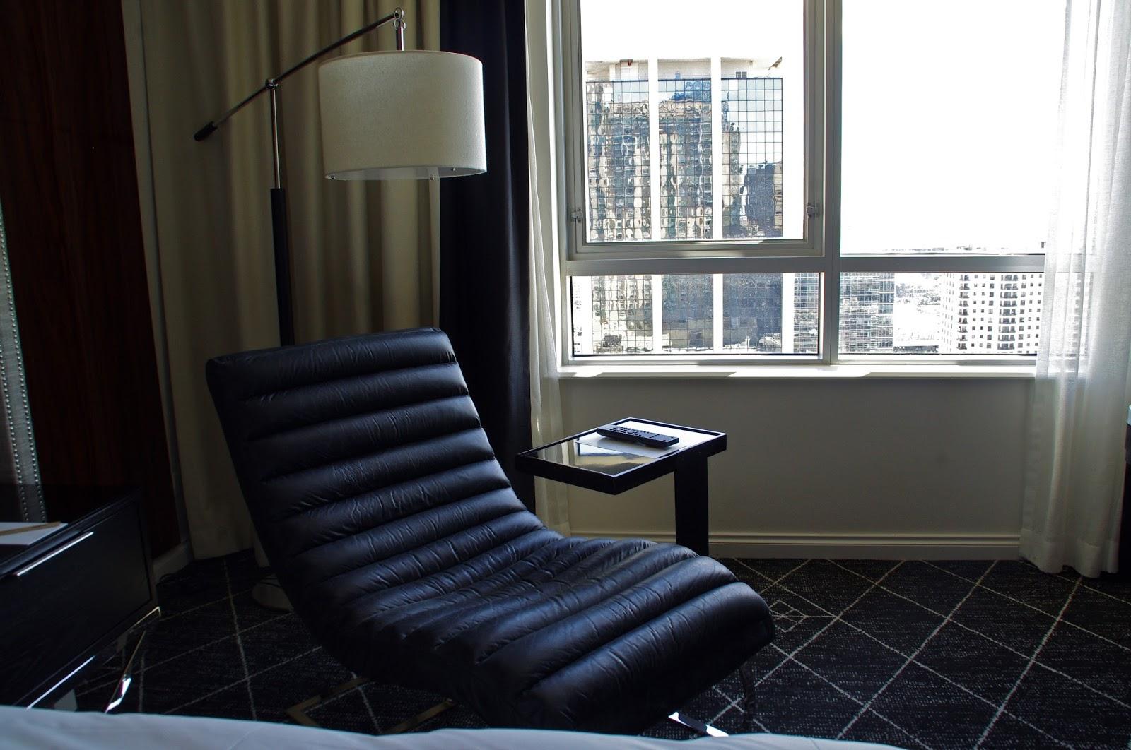 Comfy Chair swissotel Sydney