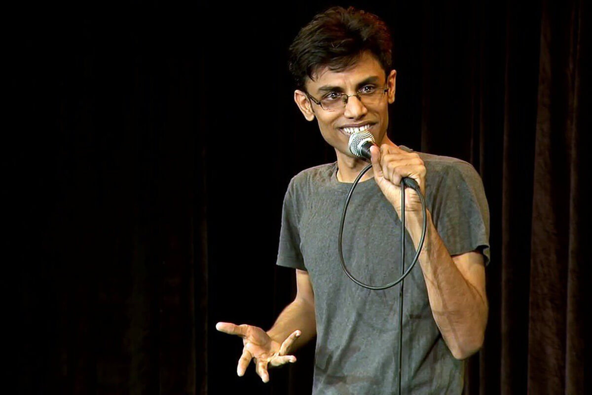 Here's a list of the top 5 Stand up Comedians in India