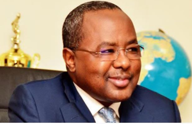 Finance minister suspends SEC DG, Gwarzo, over corruption allegations