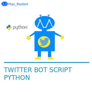 Twitter Bot Script Python