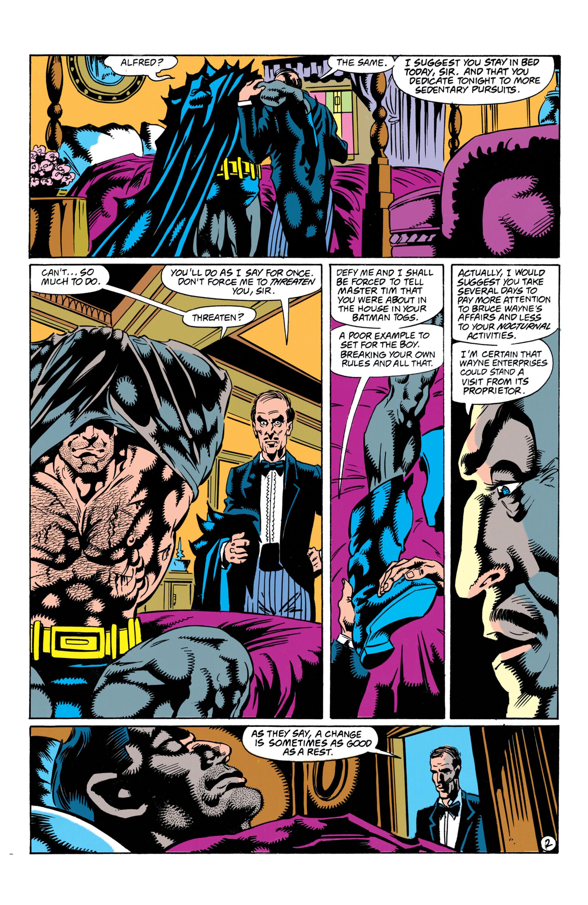Detective Comics (1937) 657 Page 2