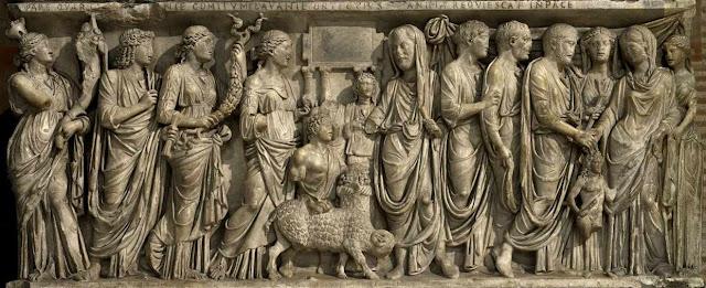 Donaciones propter nuptias y Derecho romano