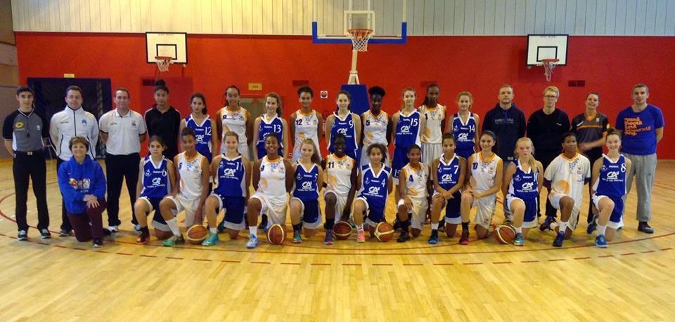 4a1c606f34b Basket-Jeunes - Basket Féminin mois - Basket Féminin octobre 2014