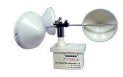 Cara Membaca Wind Vane dan Cup Counter Anemometer untuk Menentukan Arah Angin dan Kecepatan Angin