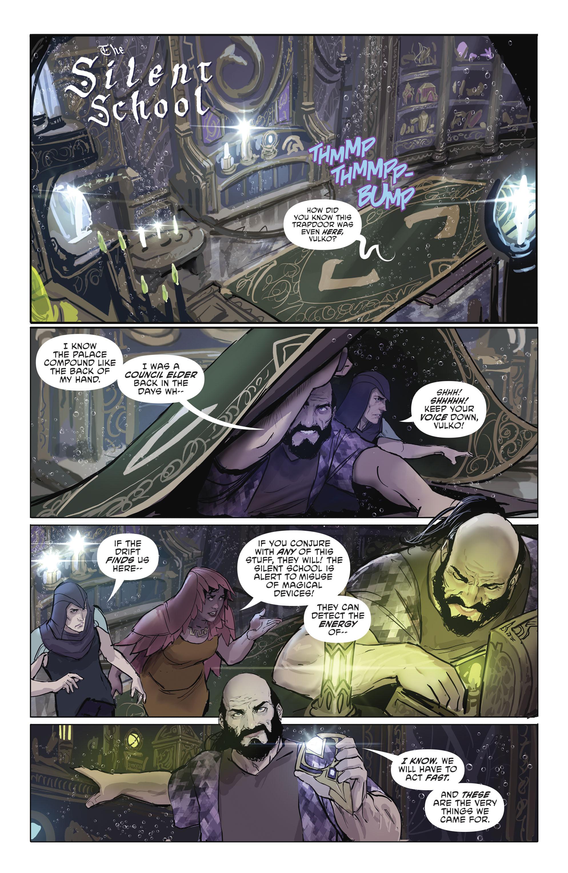 Read online Aquaman (2016) comic -  Issue #25 - 20