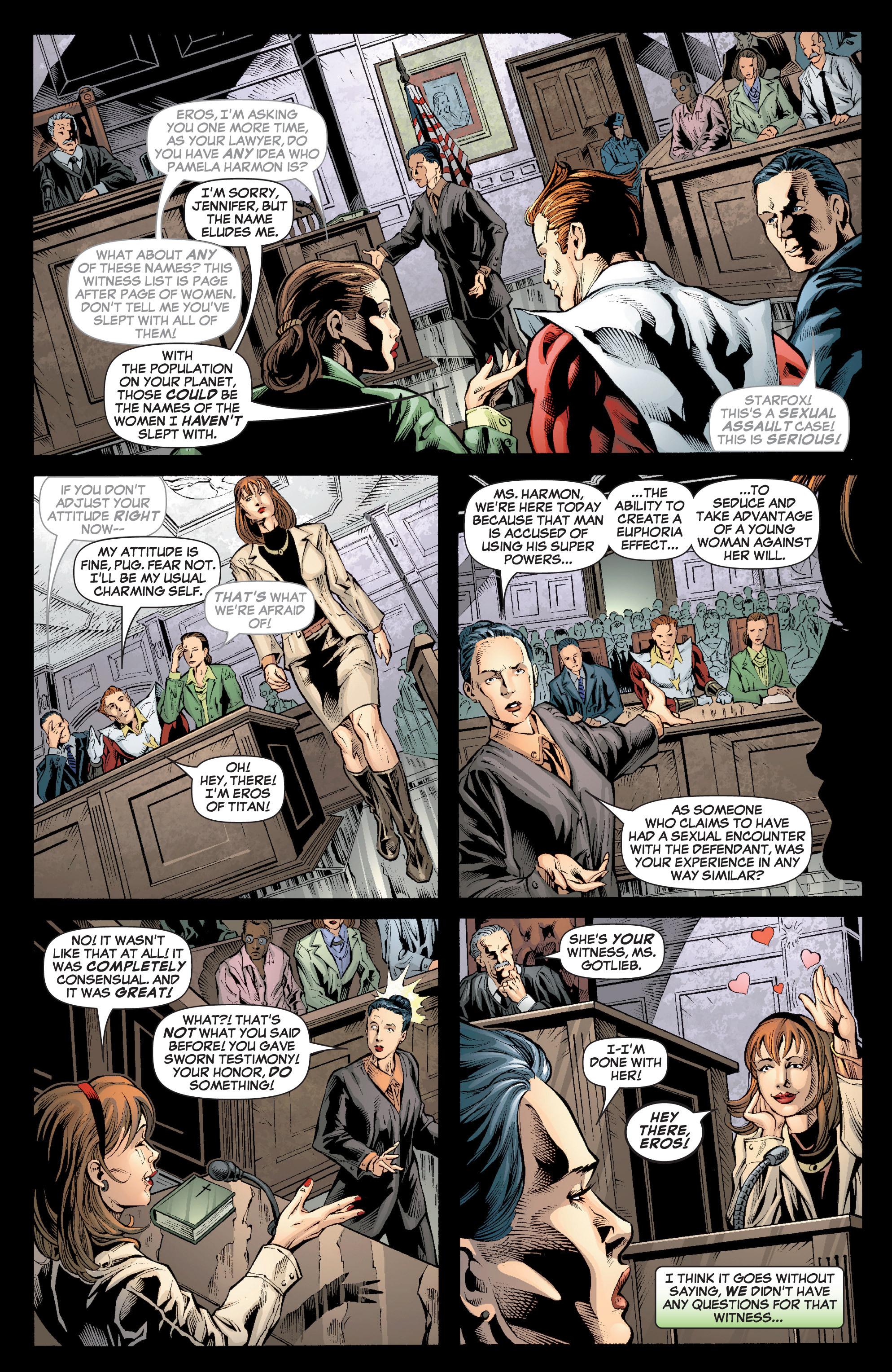 Read online She-Hulk (2005) comic -  Issue #7 - 6