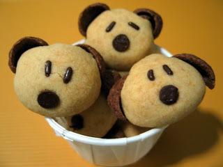 Resep Doggy Fun Cookies Untuk Lebaran
