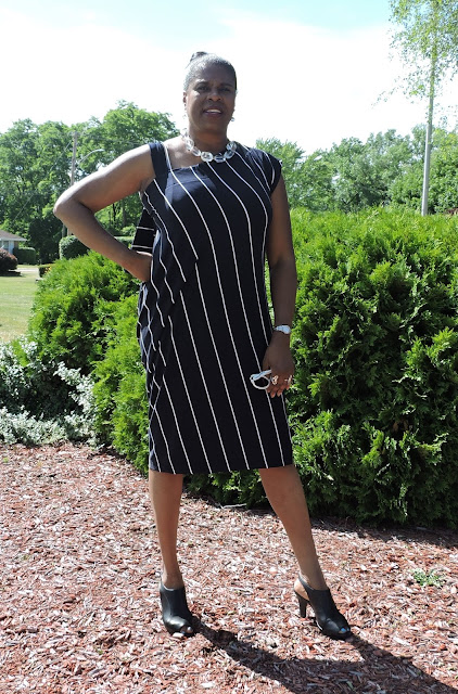 The Mahogany Stylist Draped In Vogue 1442 A New Summer