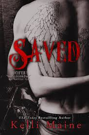 Saved ( Lucifer's Legion Motorcycle Club #4) by Kelli Maine