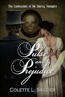Book Cover: Pulse and Prejudice by Colette Saucier