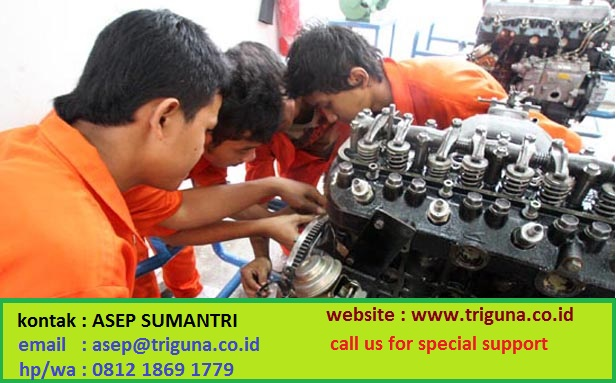 Service Forklift Toyota Jawa Barat