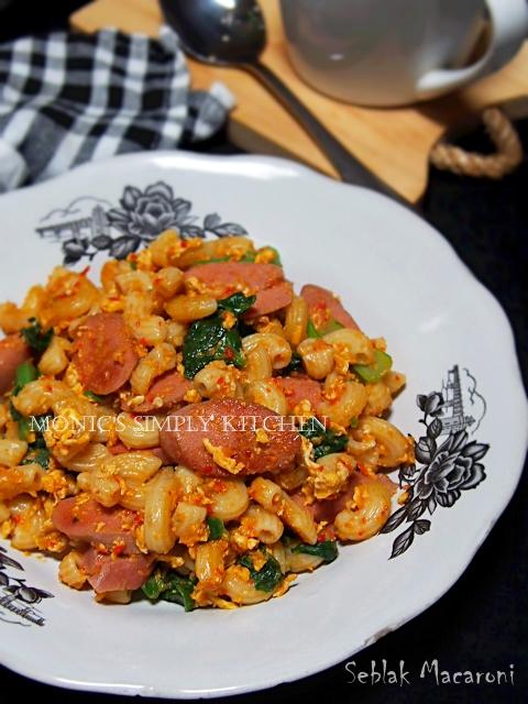 resep seblak macaroni