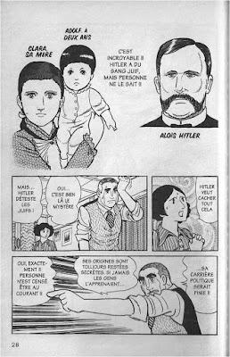 Tezuka, Osamu. L'Histoire des 3 Adolf, t.2, p.28 © Tonkam.