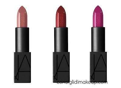 Audacious Lipstick nars