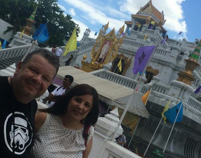 Unblogdepalo con Alberto Chicote en Bangkok, Tailandia