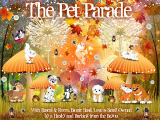 The Pet Parade Fall Fun Blog Hop