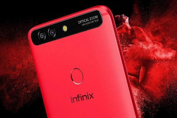 Infinix Zero 5, Zero 5 Pro