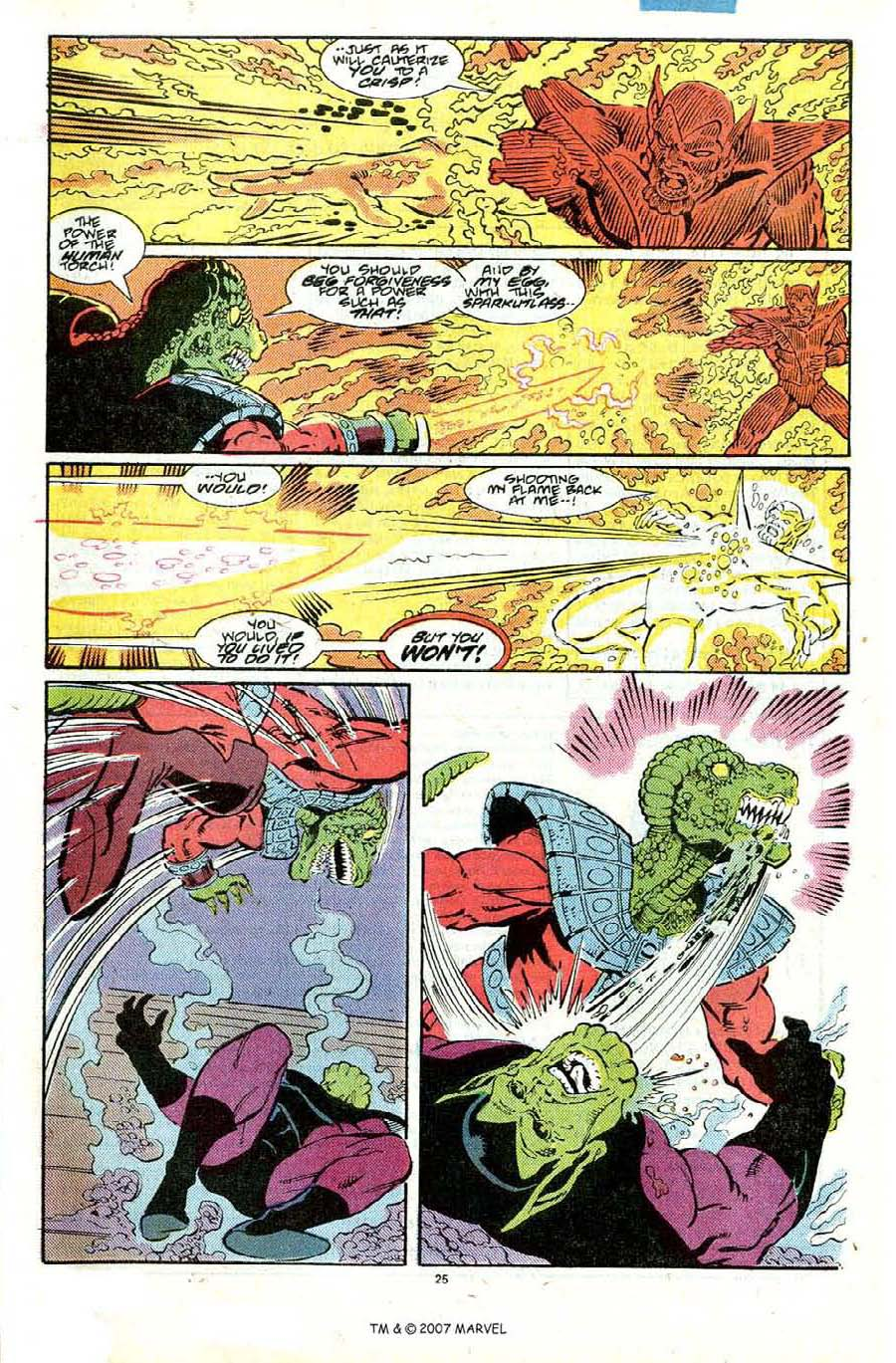 Read online Silver Surfer (1987) comic -  Issue #28 - 27