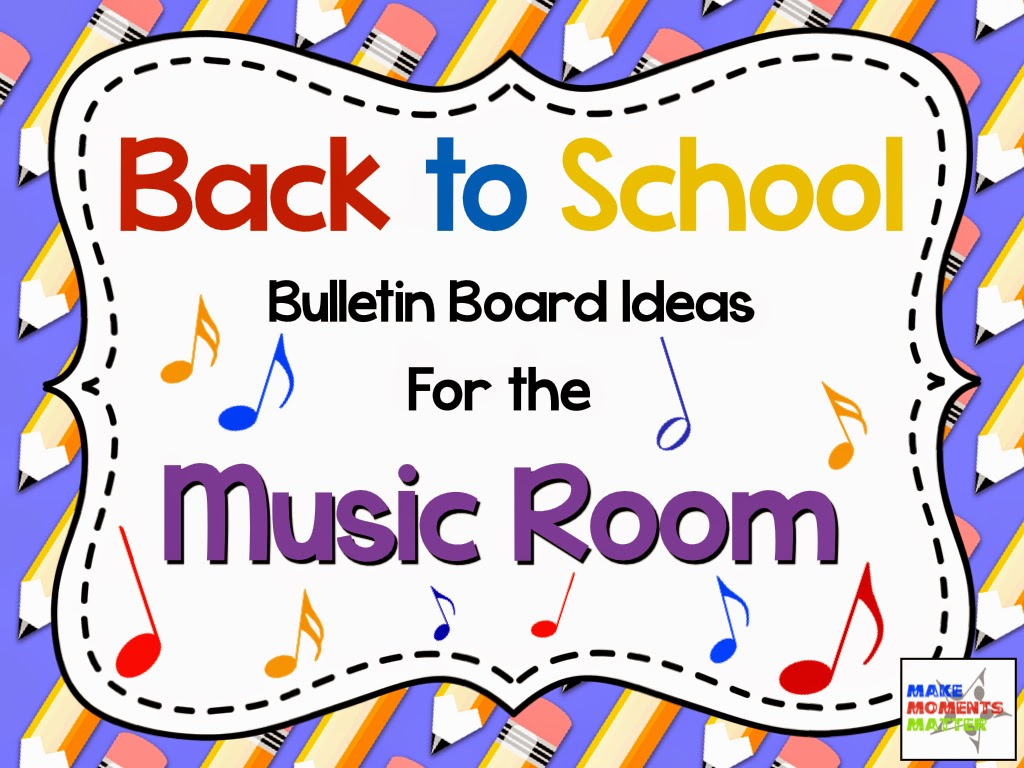 Bulletin Board Ideas | Mrs. Miracle's Music Room | Music ...