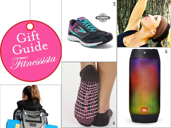 Gift Guide: Fitnessista