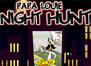 Papa Louie Night Hunt juego