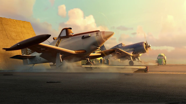 Planes (2013) Dual Audio [Hindi-English] 720p BluRay ESubs Download