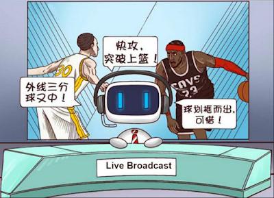 Baidu đã tạo ra một trợ lý ảo có khả năng bình luận thể thao