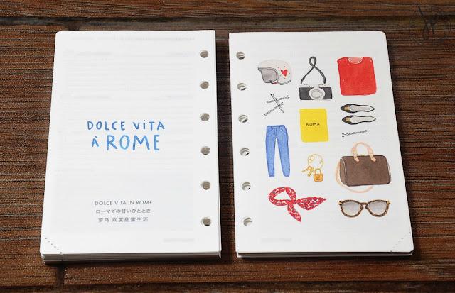 lv agenda page: rome