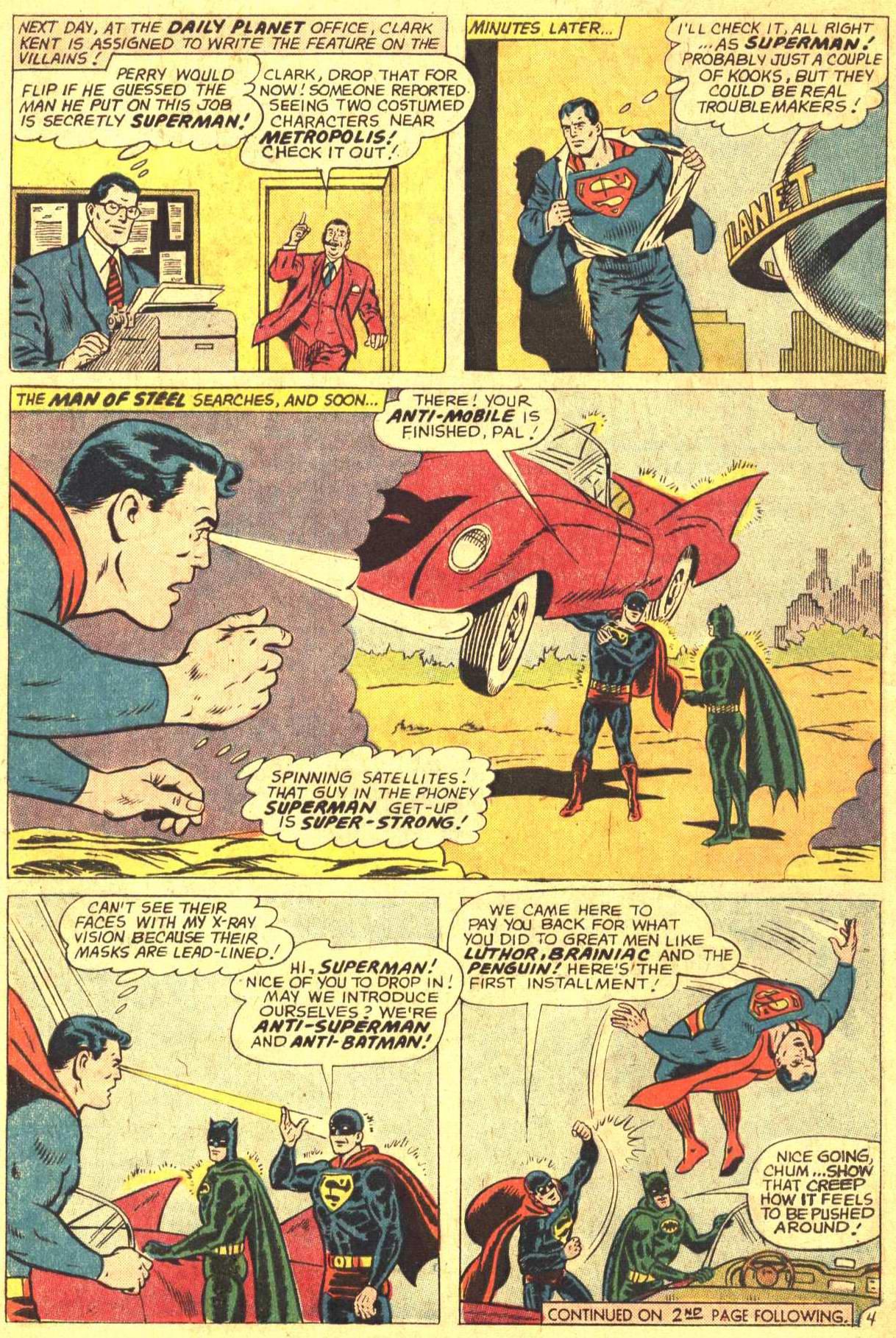 Read online World's Finest Comics comic -  Issue #159 - 6