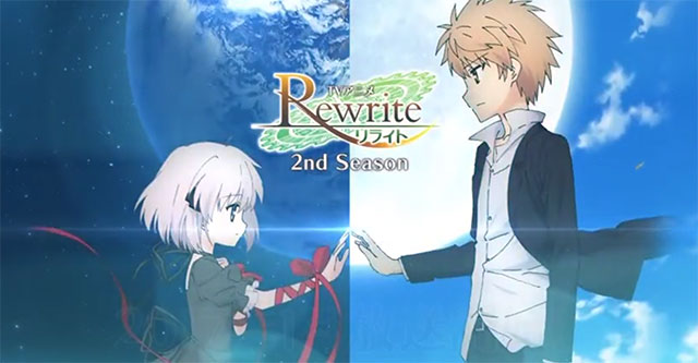 Rewrite 2 Moon and Terra Subtitle Indonesia