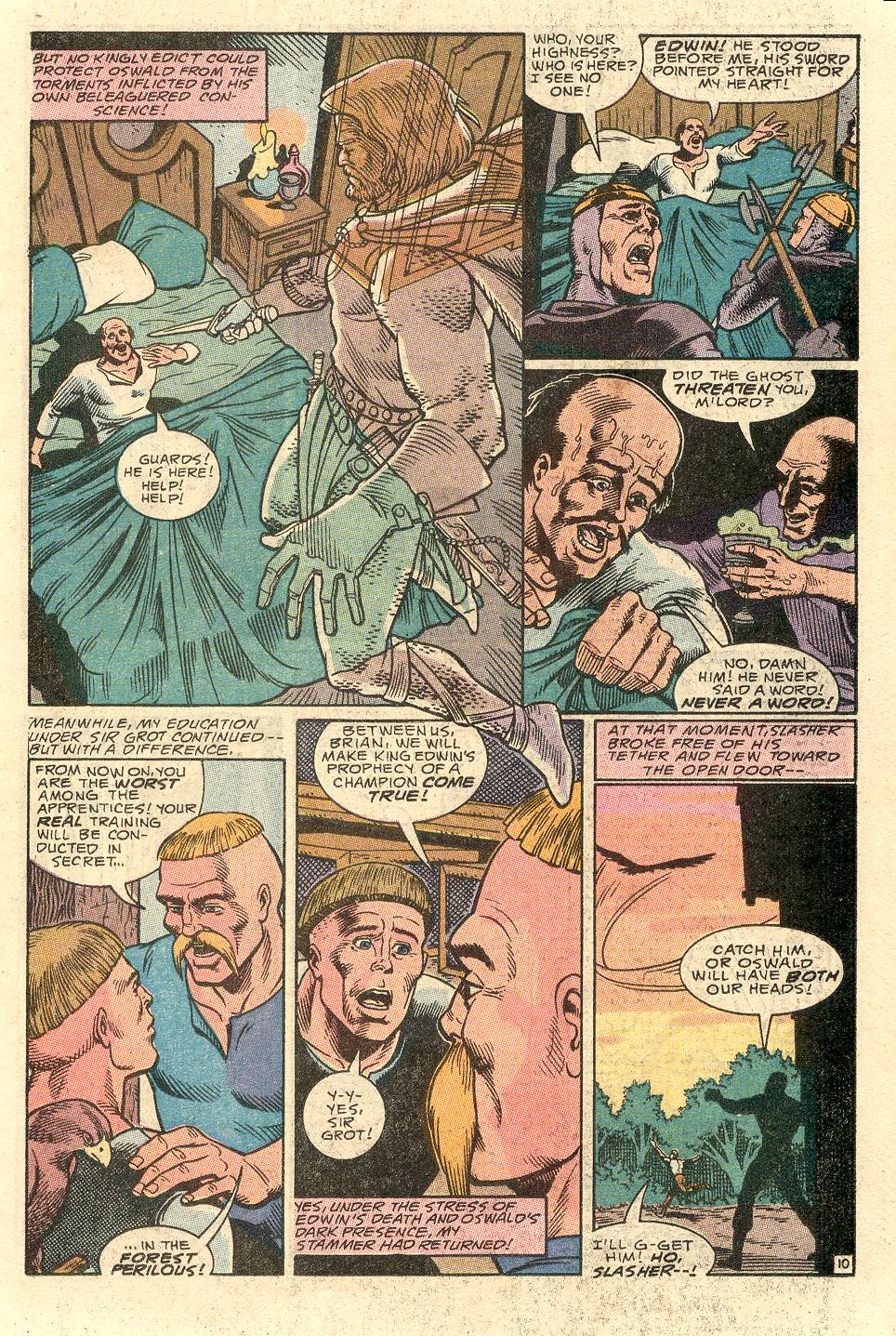 Read online Secret Origins (1986) comic -  Issue #49 - 31