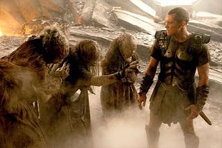Mitología Grayas Furia de Titanes Perseo